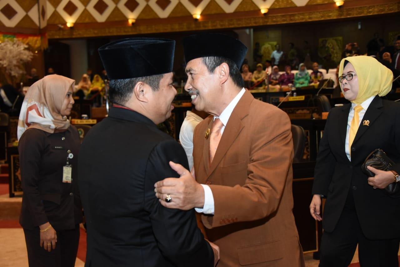 Bupati Ajak Masyarakat Bersinergi Dukung Visi dan Misi Pemprov Riau