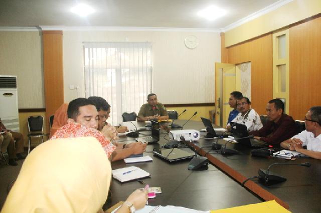 Bentuk Komitmen Pembangunan Pendidikan, Bappeda Gelar FGD dengan Perguruan Tinggi