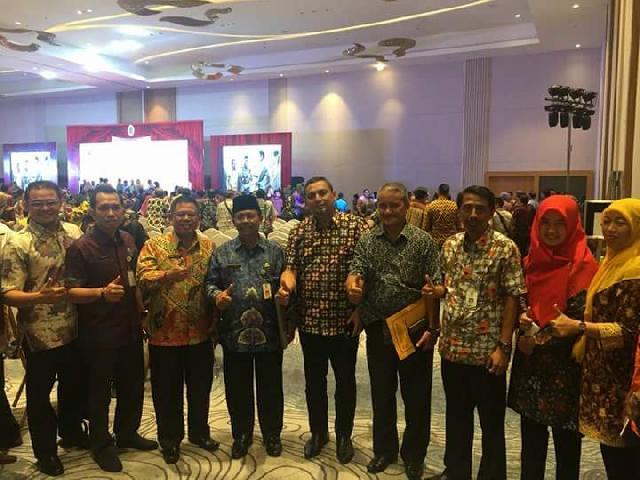 Alhamdulillah, AKIP Kabupaten Bengkalis Tahun 2017 Naik Menjadi B