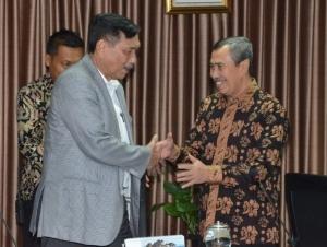 Riau Dapat Anggaran Rp2,1 Triliun untuk Pemulihan Abrasi