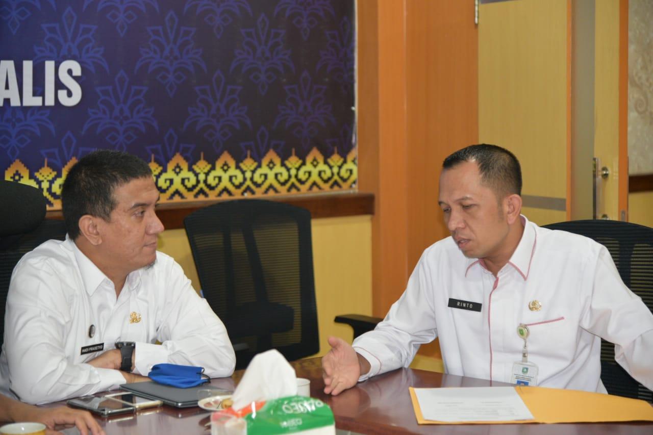 Kepala Bappeda Bengkalis Paparkan Arah Pembangunan 2021