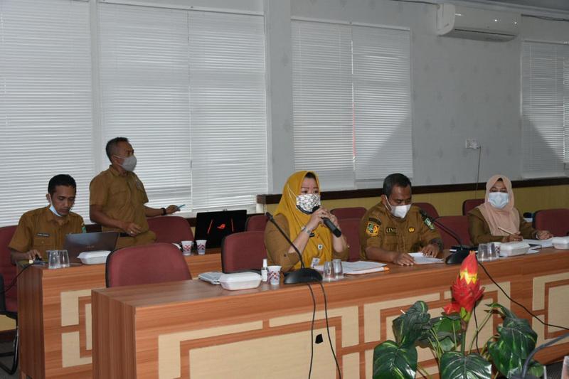 Forum Perangkat Daerah, PD Diingatkan tentang Visi Misi Bupati Terpilih